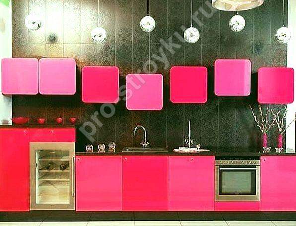 выбор цветового решения для кухни