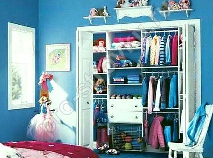 вариант детской комнаты