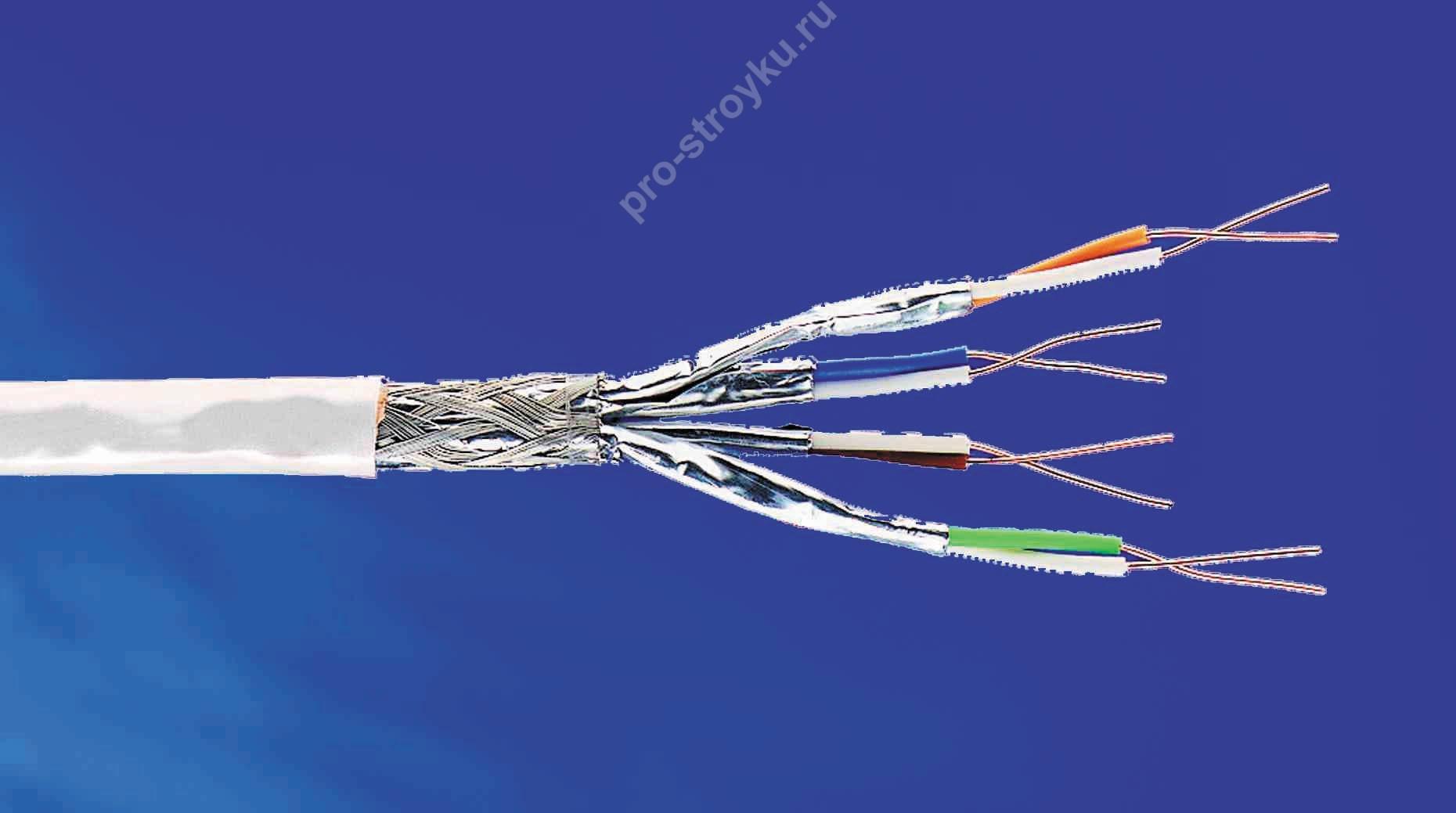 фольгированный кабель ftp